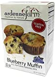 Ardenne Farm Gluten Free Blueberry Muffin Mix, 18 Ounce