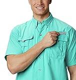 Columbia Men's Bahama II Short Sleeve Shirt, Bright