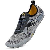 Biacolum Mens Runnig Shoes Mesh Barefoot Shoes Athletic Training Hiking Walking Gym Shoes