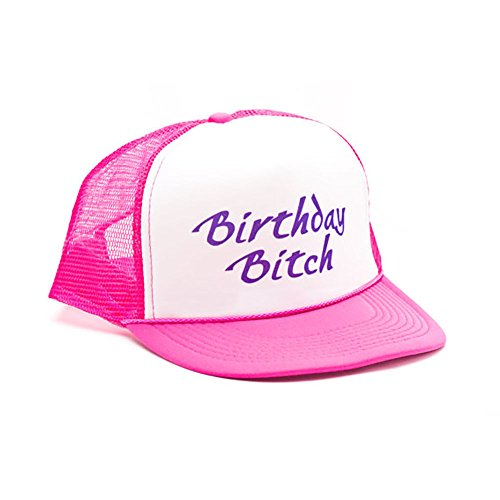 Birthday Bitch Trucker Hat, as worn by Hannah Horvath on ()
