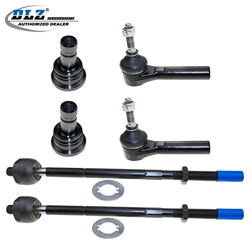 2007 2008 2009 2010 Polaris 90 Sportsman Inner and Outer Tie Rod Ends Both Sides
