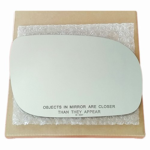 Mirror Glass and Adhesive 97-03 Chevy Venture / 97-98 Olds Silhouette / 97-99 Pontiac Trans Port Passenger Right Side Replacement