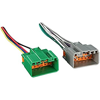 41OHNx wS0L._SL500_AC_SS350_ amazon com stereo wire harness volvo s60 05 06 07 08 09 2005 2006 volvo s60 stereo wiring harness at couponss.co