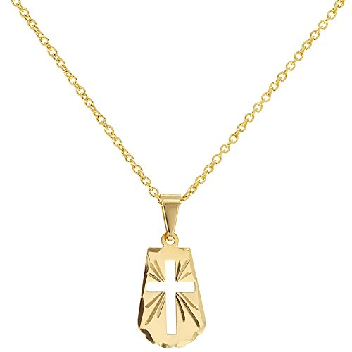 Great Medal Pendant Necklace - 9