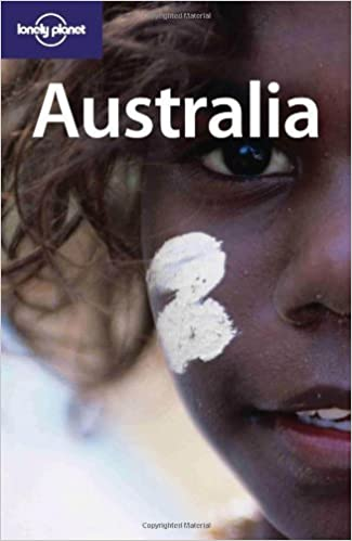 Lonely Planet Australia by Paul Smitz (2005-11-04)