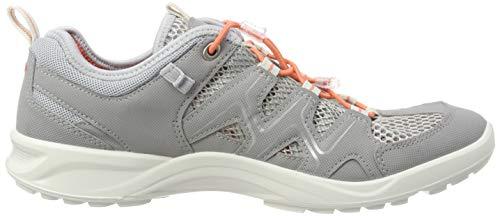 Da Donna Lt Terracruise Arrampicata 59105 Ecco Basse silver Grey Scarpe silver Metallic Yx7wt1HnTq