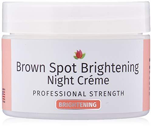 - Reviva Labs - Brown Spot Skin Lightening Night Cream - 1.5 oz.