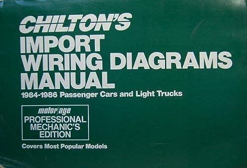 Chilton Wiring Diagrams | Wiring Diagram on