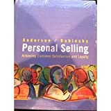 Personal Selling, Rolph E. Anderson and Alan J. Dubinsky, 0618356908