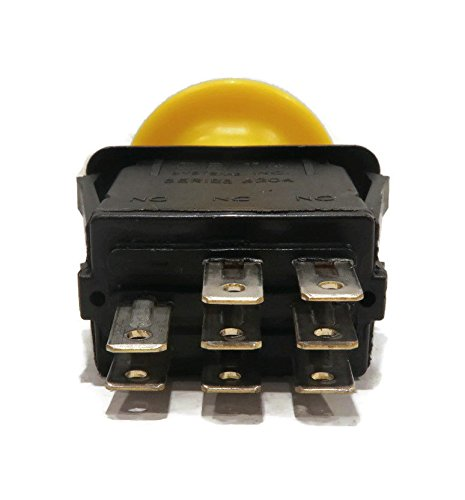 The ROP Shop Genuine OEM PTO Switch fits Simplicity 1693894 1693895 1693896 1693897 1693898