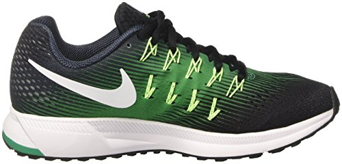 ghost Green black white 33 Air stadium Zoom Pegasus Scarpe Uomo Corsa Nike armory Multicolore Da Green Navy ZnP7WU4WxA