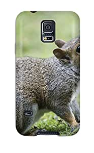 Galaxy S5 Case Cover Cute Squirrel Case - Eco-friendly Packaging