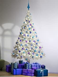 Pre Lit Christmas Tree Wall Decal (6ft. Tall X 39 Part 3