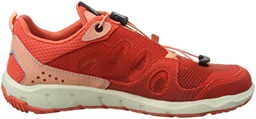 Jack Wolfskin Monterey Air Low W, Scape per Sport Outdoor Donna Arancione (Hot Coral)