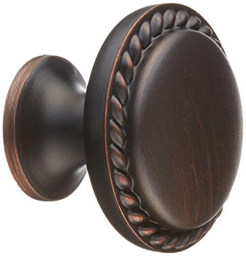 Knobs Amerock Bronze (AmerockBP53001ORBOil Rubbed Bronze 1-3/16