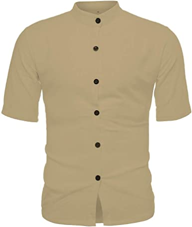 YiYLunneo Camiseta Hombre Sin Mangas Running Retro Tops Camisas ...