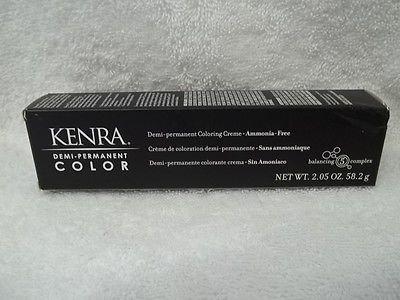 Kenra Color Demi 3N Dark Brown Natural 2.05 oz