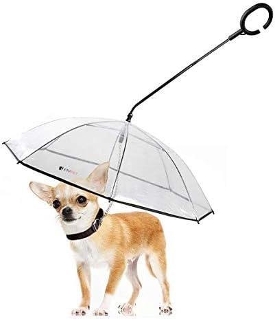LESYPET Dog Umbrella Adjustable Upgraded product image