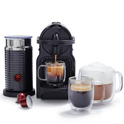 nespresso inissia frother - 2