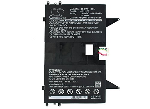 Galleon - 45N1100 Replacement Battery (1850mAh / 27 38Wh