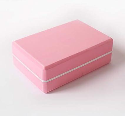 Amazon.com: GXF Foam Yoga Brick - Beginner Women EVA High ...
