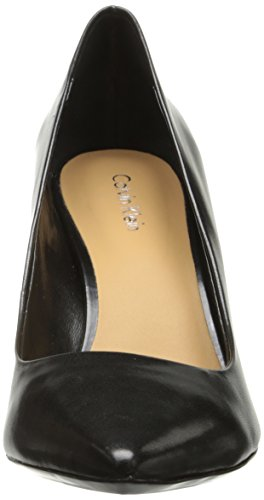 cheap price outlet discount cheap online Calvin Klein Women's Gayle Pump Black Leather outlet sast outlet limited edition lowest price xO0zYA