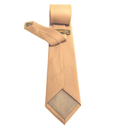 Tie by Camel Plain Van Wool Buck P6wpOcq1z