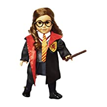 My Brittany's 10 Pc. Hermione Granger Inspired School Uniform Includes Glasses for American Girl Dolls- Doll Clothes for American Girl Dolls