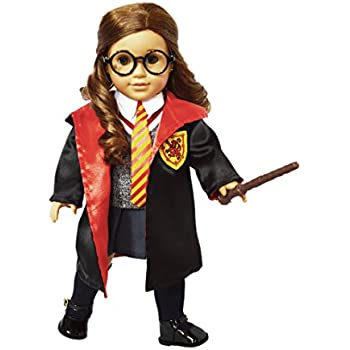 Amazon.com: Ebuddy Hermione Granger- Inspired Doll Clothes Shoes ...