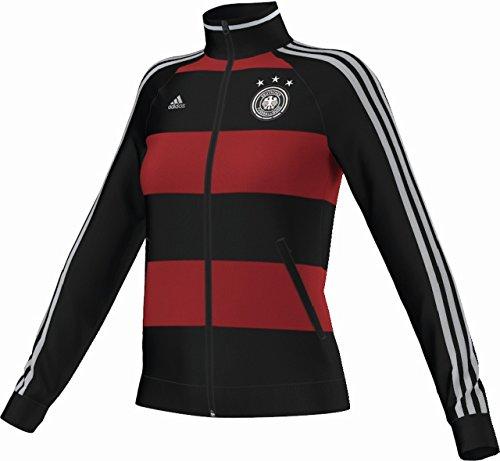 Fanshop Chaqueta Deutschland adidas color Top Jacke DFB S talla blanco blanco TRK SYFgxqBw