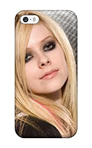 First-class Case Cover For Iphone 5/5s Dual Protection Cover Avril Lavigne