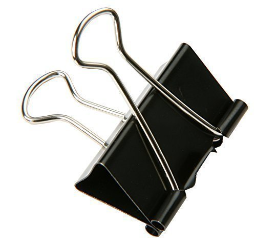 SBS/® Binder Clips 32/mm 30/pezzi sb407.2/foldback KLAMMER