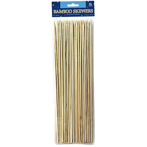 Amscan Bamboo Party Skewers, 100 Ct.]()