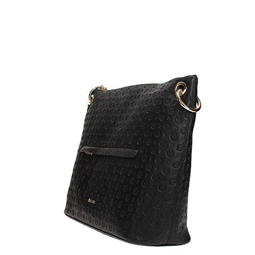 Pollini TE8417PP04Q21 Bolso Shopper Mujer Black