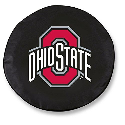 (Holland Bar Stool Co. 30 3/4 x 10 Ohio State Tire Cover)