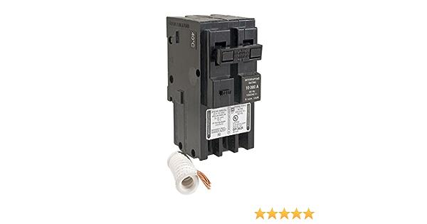 SCHNEIDER ELECTRIC 120//240-Volt 20-Amp HOMT2020 Miniature Circuit Breaker 120//240V 20A