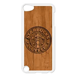 Special Design Cases Ipod Touch 5 Cell Phone Case White Starbucks Fzpnw Durable Rubber Cover
