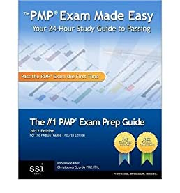 by ron ponce the pmp exam made easy your 24 hour study guide to rh amazon com Rita PMP Study Guide Rita PMP Study Guide