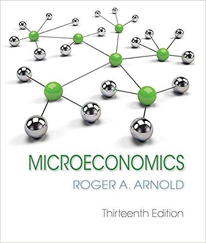Microeconomics 13th Edition