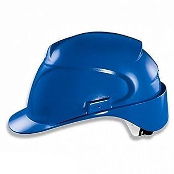 Uvex 0001504 Airwing Casco de seguridad, polietileno, azul