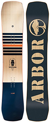 Arbor Westmark Rocker Mid Wide Snowboard Mens Rocker Wide Snowboard