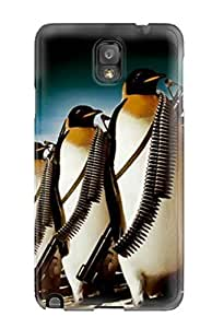 High Impact Dirt/shock Proof Case Cover For Galaxy Note 3 (penguin)
