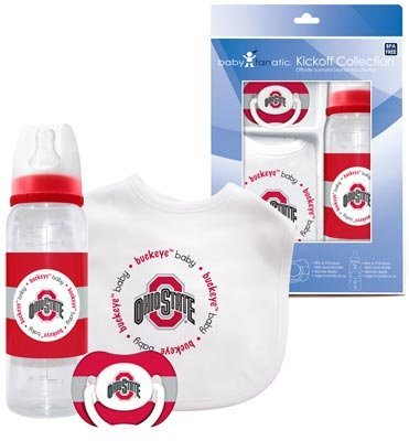 State Three Feeding Bottle Pacifier
