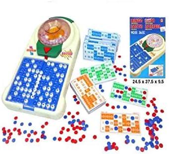 Rama Triton Bingo Electronico: Amazon.es: Juguetes y juegos