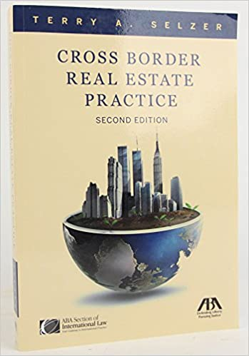 Book Cross Border Real Estate Practice, Second Edition