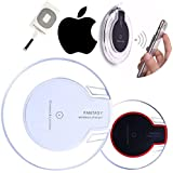 Carregador Wireless Inducao Sem Fio Qi Para Iphone IOS Celular Carga (AF-12/Fantasy)