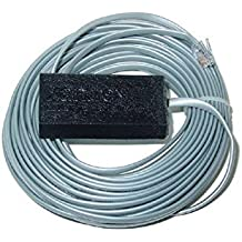 xantrex / Schneider Electric battery temperature sensor for C35, C40-and C60 charge controller-includes 35'-cable
