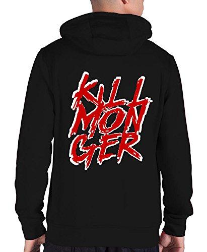 Killmonger Hoodie Black Lost Tribe (2XL)