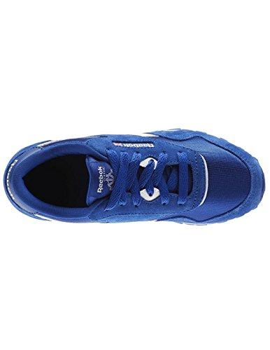 Cn1268 Kids Azul collegiate Reebok Collegiate 000 Zapatillas White Royal Nylon 5EHSSPq