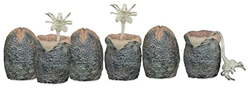NECA Alien Egg Carton Glow-in-the-Dark Alien Eggs Accessory Pack (6 Pack)